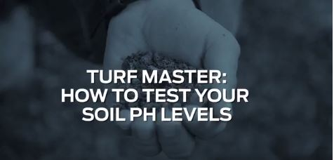 Test your pH levels to get a great lawn for Spring