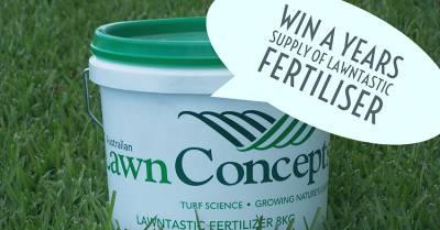 Free Lawntastic Fertiliser s